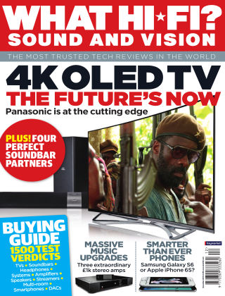 What Hi-Fi? Sound and Vision December 2015