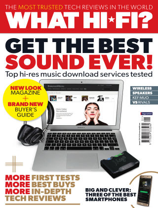 What Hi-Fi? Sound and Vision January 2016