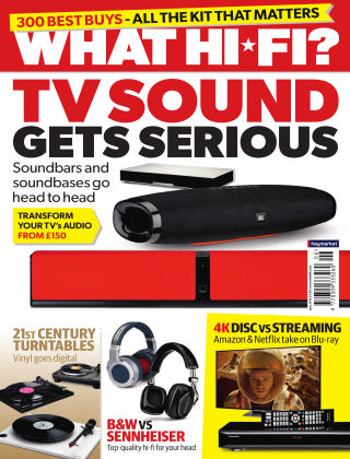 What Hi-Fi? Sound and Vision June 2016