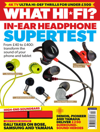 What Hi-Fi? Sound and Vision February 2017