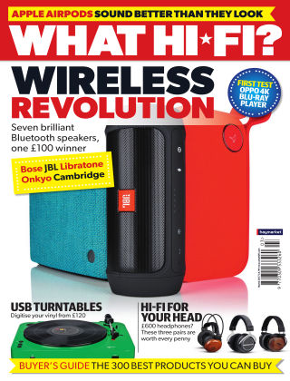 What Hi-Fi? Sound and Vision March 2017