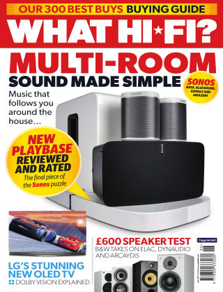 What Hi-Fi? Sound and Vision June 2017
