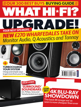 What Hi-Fi? Sound and Vision September 2017