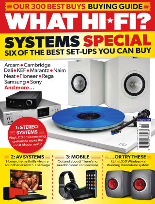 What Hi-Fi? Sound and Vision October 2017