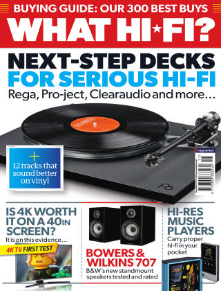 What Hi-Fi? Sound and Vision November 2017