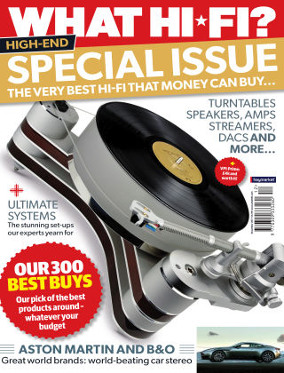 What Hi-Fi? Sound and Vision December 2017