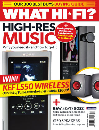 What Hi-Fi? Sound and Vision March 2018