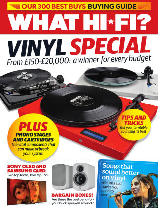 What Hi-Fi? Sound and Vision July 2018