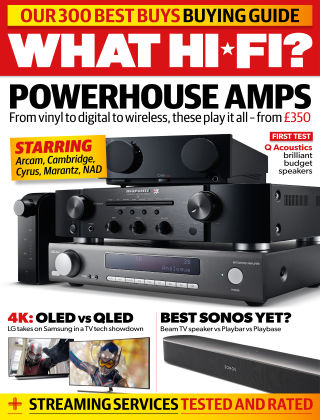What Hi-Fi? Sound and Vision September 2018