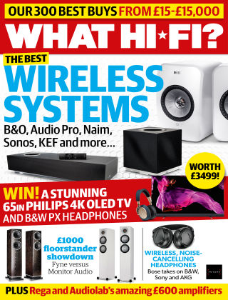 What Hi-Fi? Sound and Vision February 2019