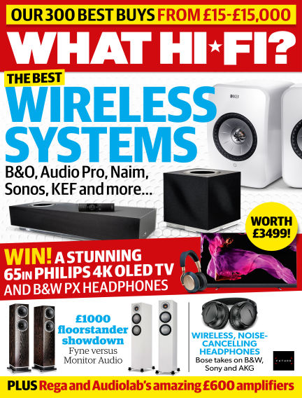 What Hi-Fi? Sound and Vision January 09, 2019 00:00