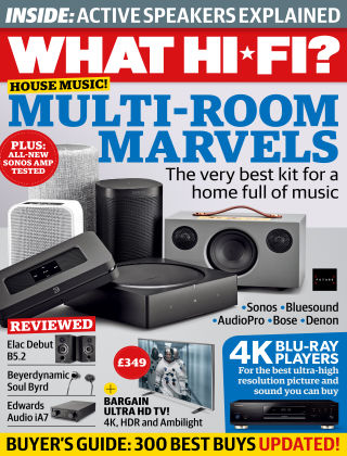 What Hi-Fi? Sound and Vision April 2019