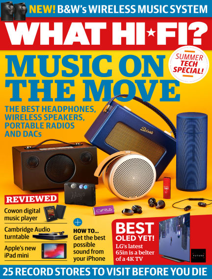 What Hi-Fi? Sound and Vision May 29, 2019 00:00