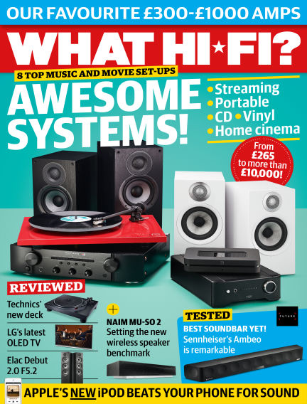 What Hi-Fi? Sound and Vision July 24, 2019 00:00