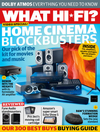 What Hi-Fi? Sound and Vision November 2019
