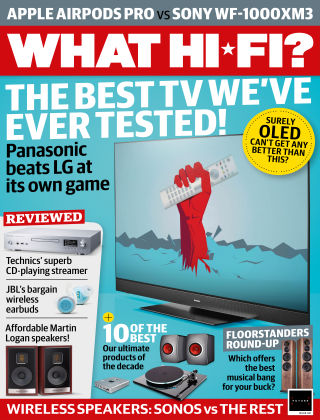What Hi-Fi? Sound and Vision February 2020