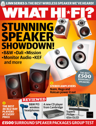 What Hi-Fi? Sound and Vision April 2020