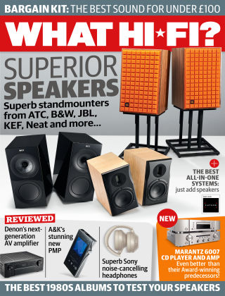 What Hi-Fi? Sound and Vision November 2020