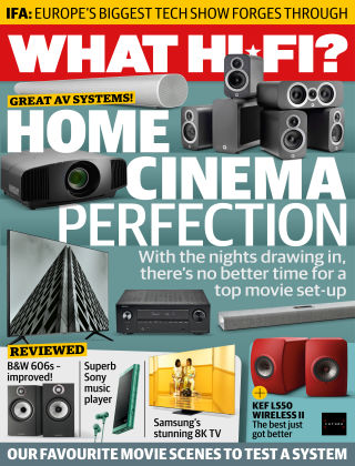 What Hi-Fi? Sound and Vision December 2020