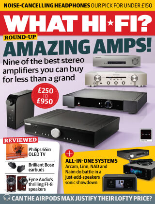 What Hi-Fi? Sound and Vision February 2021