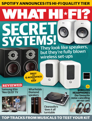 What Hi-Fi? Sound and Vision May-2021