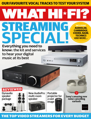 What Hi-Fi? Sound and Vision September-2021