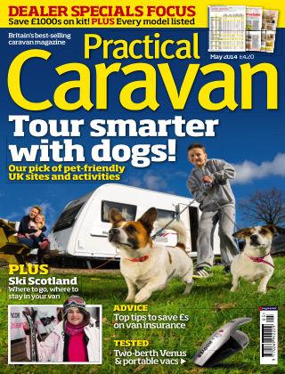 Practical Caravan May 2014