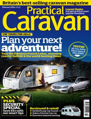Practical Caravan Feb 2014