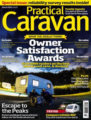 Practical Caravan March 2014