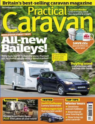 Practical Caravan Dec 2013