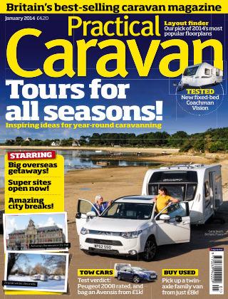 Practical Caravan Jan 2014