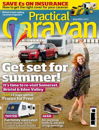 Practical Caravan June 2014