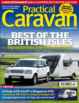 Practical Caravan Summer Special 2014