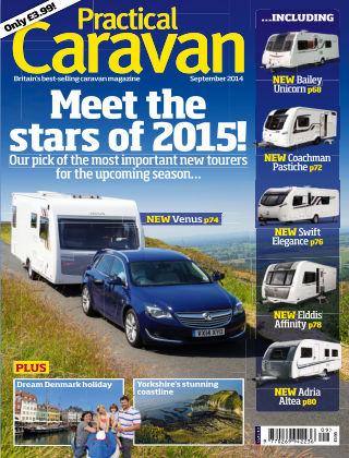 Practical Caravan September 2014