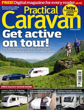 Practical Caravan October 2014