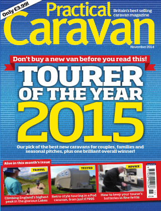 Practical Caravan November 2014