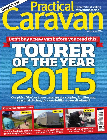 Practical Caravan October 07, 2014 00:00