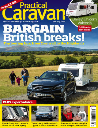 Practical Caravan January 2015