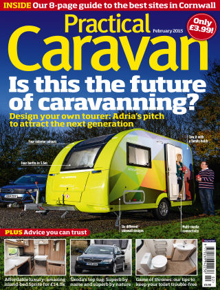Practical Caravan February 2015