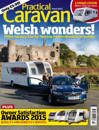 Practical Caravan March 2015