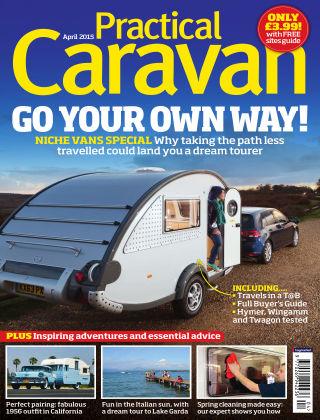 Practical Caravan April 2015