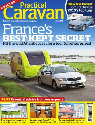 Practical Caravan June 2015