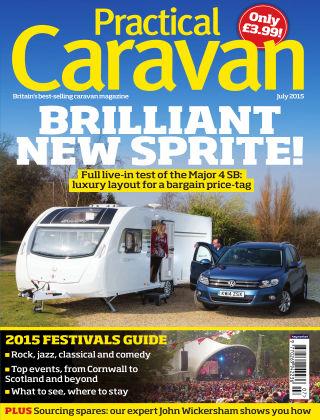 Practical Caravan July 2015