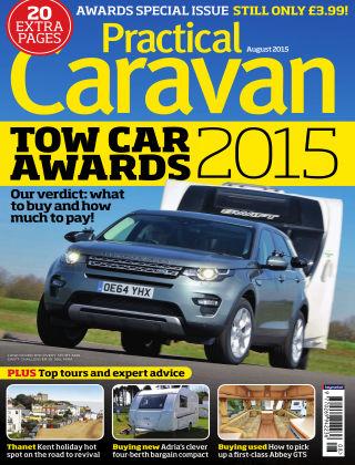 Practical Caravan August 2015