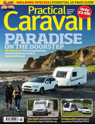 Practical Caravan Summer 2015