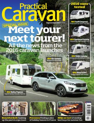 Practical Caravan September 2015