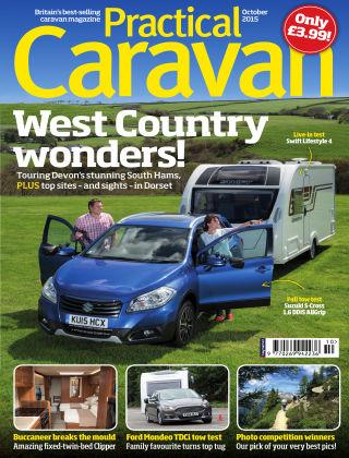 Practical Caravan October 2015