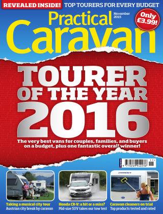 Practical Caravan November 2015