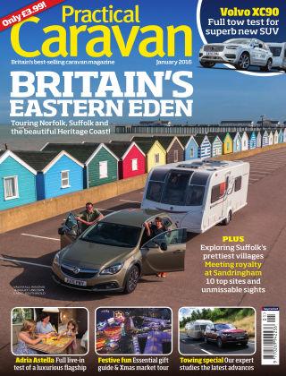 Practical Caravan January 2016