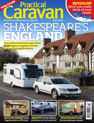Practical Caravan March 2016